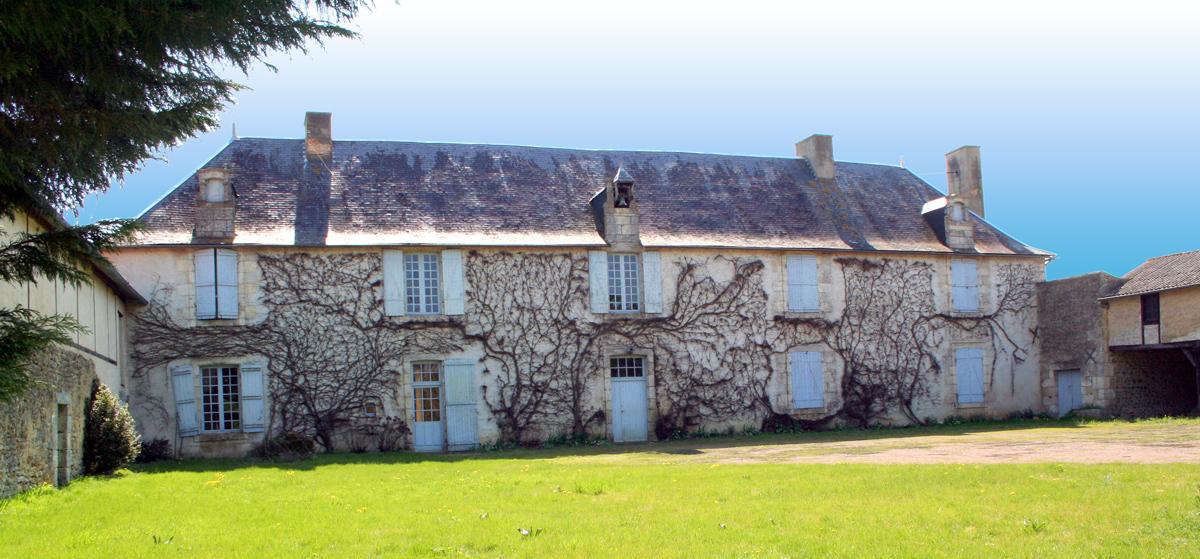 La bastide de courcelles - Grange de la bastide ...